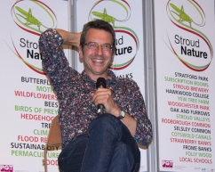 George Monbiot at Stroud Subscription Rooms